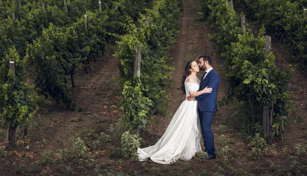 The wedding story of Kostas & Eleni