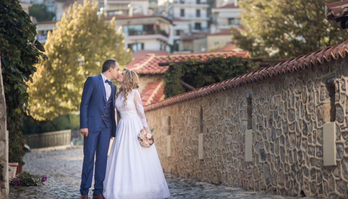 The wedding story of Apostolis & Agni
