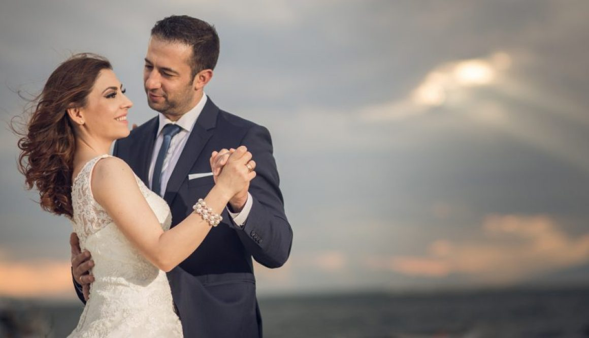 The wedding story of kostas & Keli